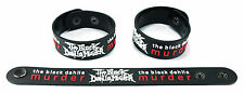 The Black Dahlia Murder NEW! Rubber Bracelet Wristband Free Shipping  aa346