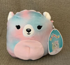 KellyToys Squishmallows 8 inches TULA the Bear *NEW* 2021 Plush Toy