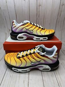 Nike Air Max Plus Sherbert Mens Size 13  Laser Orange Fuchsia CZ1651 800 Rare