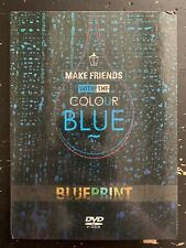 Skateboard Dvd Make Friends With The Colour Blue Blueprint Skate Video