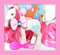 ❤️My Little Pony MLP G1 Vtg 1988 Sweetheart Sister Sweet Lovin' Kisses XO❤️