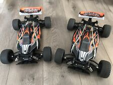 2 Fast Lane RC Shadow Striker XPS Cars. Not Tested, No Charger.