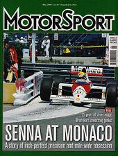 Motor Sport May 2004 - Senna at Monaco, Formula 2, Ricardo Rodriguez, Titan Mk3