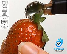 Strawberry Stem Remover Remove Fruit Corer Slicer Fruit Kitchen Tool