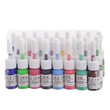 New 25Pcs Color Tattoo Inks Set 0.2oz 5ML Pigment Kit for Body Art