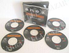 DISCOVERIES La memoria del mondo (1998) 5 CD-ROM Opera multimedia PC VINTAGE