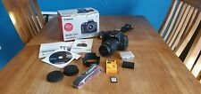 Canon EOS EOS 750D 24.2MP Fotocamera Reflex Digitale (Kit con lente 18-55mm e extra)