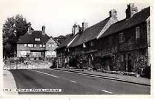 P.C Detillens Corner Limpsfield Near Oxted Surrey P U 1967 Real Photographic