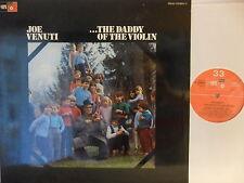 Joe Venuti - The Daddy of the Violin - LP 1973 D - BASF 2120885-0