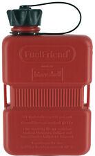 FuelFriend®-PLUS 1 Liter Klein-Benzinkanister Mini-Reservekanister Roller Quad