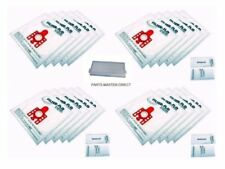 FJM MIELE COMPACT C2 CAT & DOG SDBF3 DUST BAGS 20 PACK FILTERS & 1 HEPA FILTER