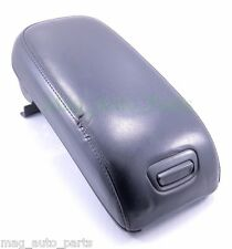 Infiniti I30 I35 armrest 00-04 black arm rest console leather 01 02 lid OEM Trim