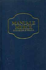MANUALE MERCK DI DIAGNOSI E TERAPIA 3° Ed. 1999