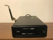 1998 BMW 740 6 DISC CD CHANGER WITH MAGAZINE AND PLUGS