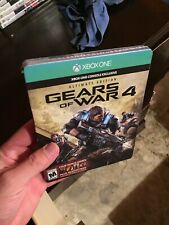 Gears of War 4: Ultimate Edition XBox One Exclusive Brand New Sealed!
