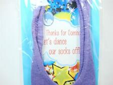 K. Bell Socks thoughts wearable Greeting card to Send Thanks coming Lets dance