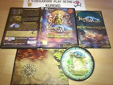 PC RUNES OF MAGIC CAPITULO II THE ELVEN PROPHECY COMPLETO PAL ESPAÑA