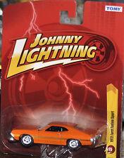 Johnny Lightning Forever 64 R25 1972 Ford Torino Sport Orange
