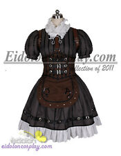 EE0215AB Alice Madness Returns Alice Cosplay Costume