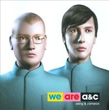 we are a&c -  (UK IMPORT)  CD NEW