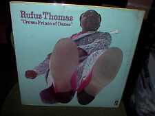 RUFUS THOMAS CROWN PRINCE OF DANCE STAX RECORDS 1973 L P ALBUM  # STS-3008