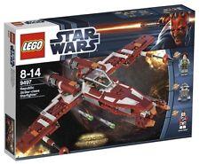 Lego Star Clone Wars 9497 Republic Striker-class Starfighter NISB Satele Shan