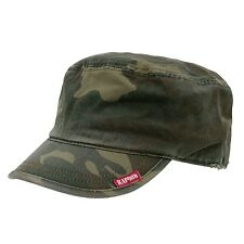 CAMOUFLAGE MILITARY ARMY GI BDU PATROL CAP HAT CAPS WC