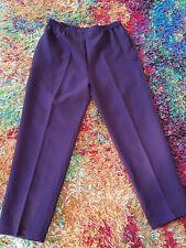 b486169fa48c Hosengröße Damenhosen im Stoffhose aus Polyester 48 günstig kaufen ...