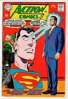 DC - Action Comics #362 - Adams Cover - VG/FN Apr 1968 Vintage Comic