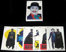 1989 Topps Batman Series 2 Sticker Set (19) #23-44 Nm/Mt