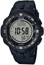 Casio Men's Pro Trek PRG 330-1 Solar Quartz Triple Sensor Watch with Resin Strap