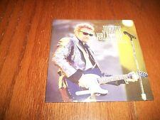 CD, johnny hallyday, je n'ai jamais pleuré, neuf