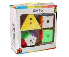 Speedcubing Bundle MoFang JiaoShi Megaminx & Skewb 3X3 & Square-1 Pyraminx cube