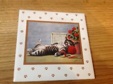 Vintage Lowell Herro Ceramic Hall Trivet