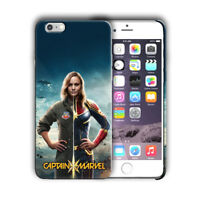 Captain Marvel Iphone 5 5s SE 6 6S 7 8 X XS Max XR 11 12 Pro Plus Case Cover 8
