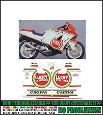 kit adesivi stickers compatibili  freccia c 12 r competizione lucky ex 1990