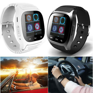 Bluetooth Smart Watch Phone Mate For Android Samsung Galaxy S9 S8 S10 LG G6 G7