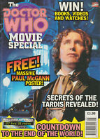 Doctor Who Magazine: TV Movie Special, 1996. % to charity do!