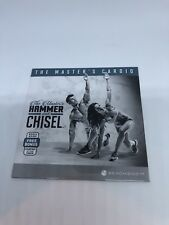 Brand New The Master's Hammer & Chisel Bonus Workout: The Master's Cardio