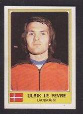 Panini - Euro Football 76/77 - # 35 Ulrik Le Fevre - Danmark