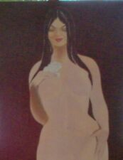 The Wispy Fragrance - Original Artwork- A study in the nude by A.E. (Ted) Ingram