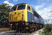 British Rail Class 56 56005 Cadishead 05/08/85 Rail Photo B
