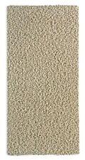 Hochflorteppich Teppich maschinell gewebt  60 x 110 cm Beige / Sand NEU