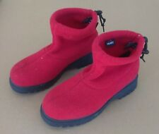 Polartec Women's Red Boots Size 8M