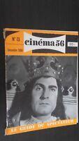 Revista Dibujada Cinema N º 13 Diciembre 1956 ABE
