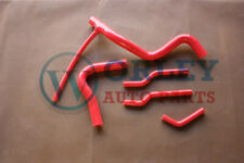 Red silicone hose for MG MGB GT ROADSTER 1.8 1976-1981 1977 1978 1979 1980