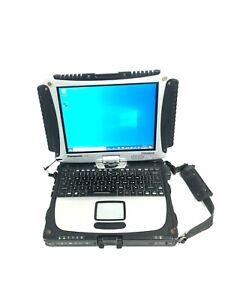 Panasonic Toughbook CF-19 MK7 Core i5 3340M 8GB RAM 512GB SSD Win 10 Pro