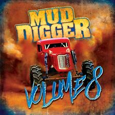 Mud Digger, Vol. 8 NEW LACS Colt Ford Moonshine Bandits Charlie Farley FREE Ship