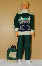 Barbie  Poupee Doll Mattel ken  vintage 1983