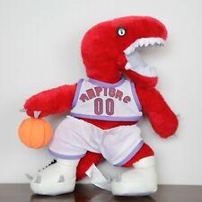 90s Vintage NBA Toronto Raptors Basketball Team Mascot Plush Toy Stuffed Animal